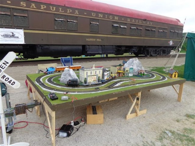 Tulsa Garden Railroad Club